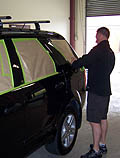 Car Scratch Protection System 4WD Australia