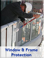 Window Scratch Protection