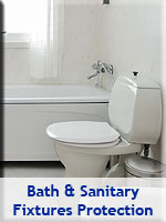 Sanitary Ware  Scratch Protection