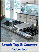 Bench Top Scratch Protection